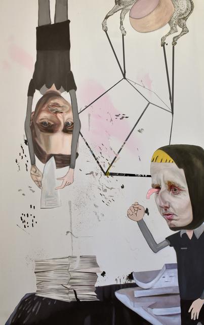 Carolina Muñoz, 'Demandas', 2019, Isabel Croxatto Galería