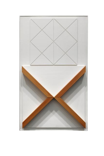 , 'Connextion 24-CS,' 1981-1982, Cortesi Gallery