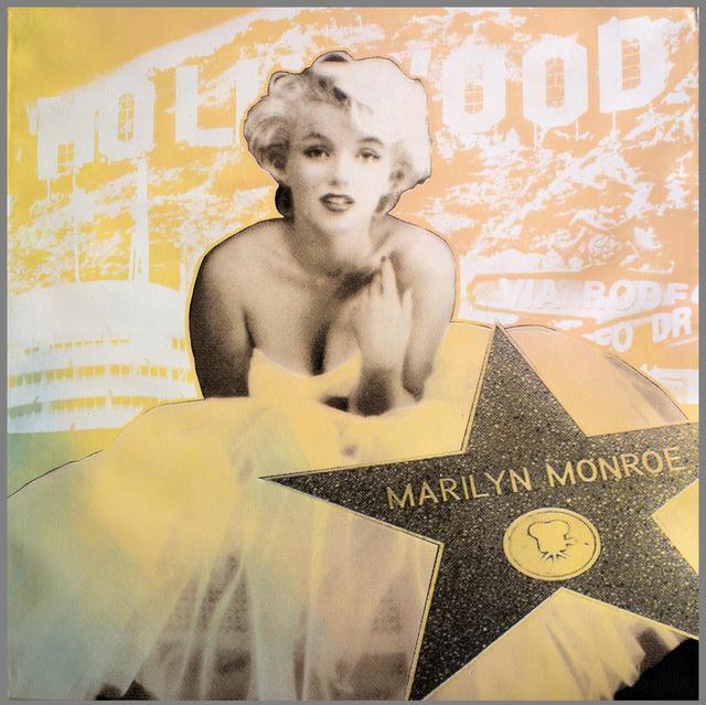 , 'Hollywood Marilyn Yellow,' 1998, Barbara Frigerio Contemporary