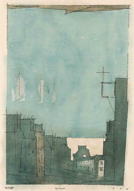 , 'Quimper,' 1931, Moeller Fine Art