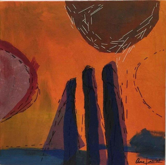 Amal Al Aathem, 2017, al markhiya gallery