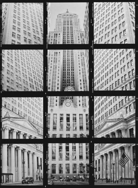 William Furniss, 'Chicago Board of Trade', 2016, Van Rensburg Galleries