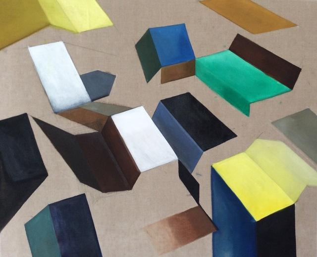 , 'PU-4,' 2018, Kunst in Huis