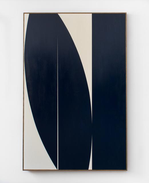 Johnny Abrahams, 'Untitled (Dark Blue)', 2018, Vigo Gallery