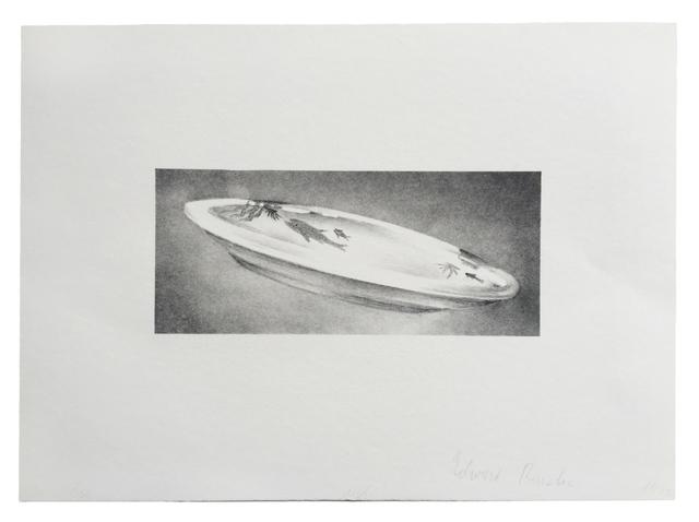 , 'Dish,' 1973, Lyndsey Ingram
