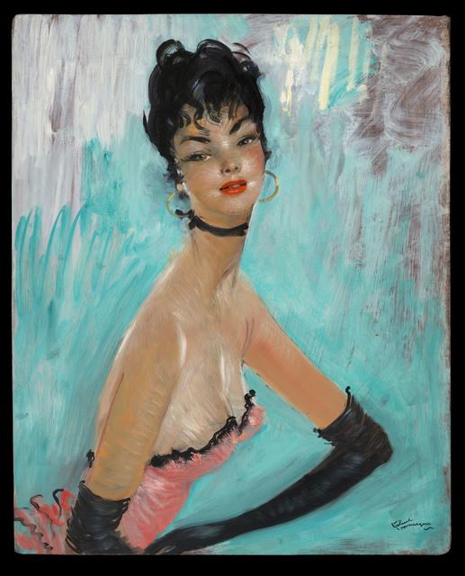 , 'Carina,' 20th Century, Galerie de Souzy