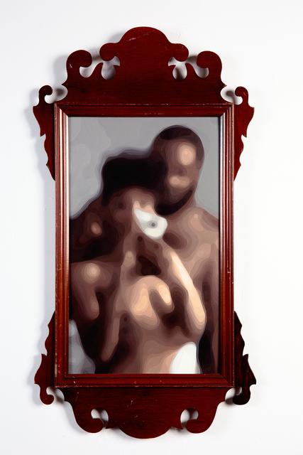 , 'my wife needs a girlfriend - mw4w - 24 (philly),' 2014, Jonathan Ferrara Gallery