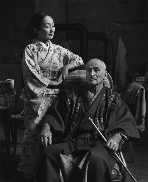 Evelyn Hofer, 'Balthus and Setsuko', ROSEGALLERY