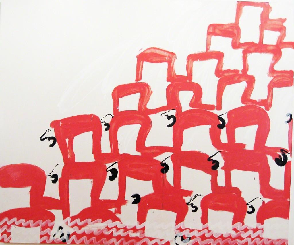 Tala Madani, Spill, 2006