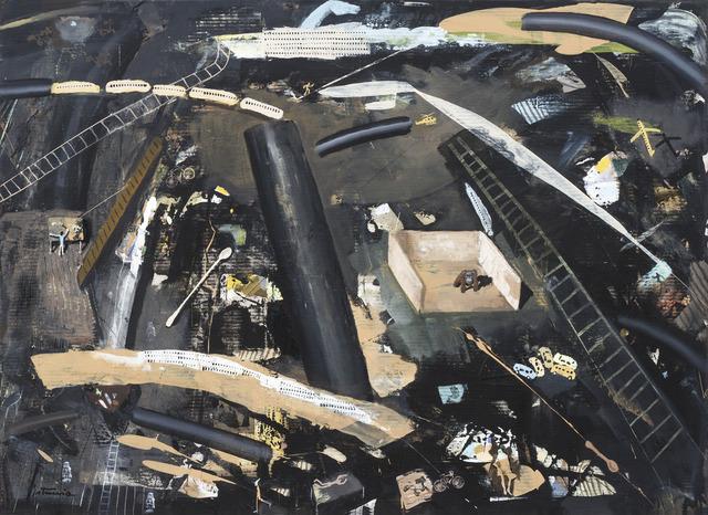 , 'Ruidos Nocturnos,' 2015, Lyle O. Reitzel