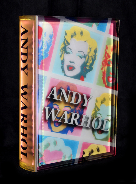 , 'Andy Warhol,' 2013, Bryce Wolkowitz Gallery