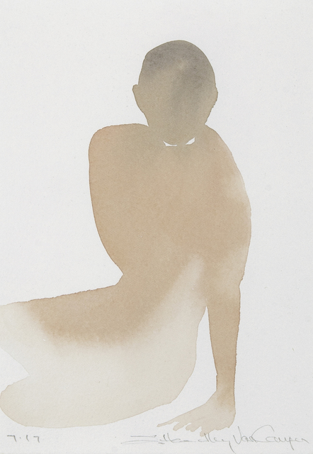 , 'Untitled (Sitting),' , Dowling Walsh