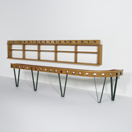 Jean Royère, 'Custom bar for Gaston Dutilleul, Paris,' 1955, Wright: Design Masterworks