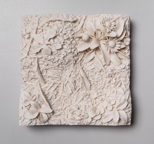 , 'Patch of Ground, English Daisy,' 2019, Mindy Solomon Gallery