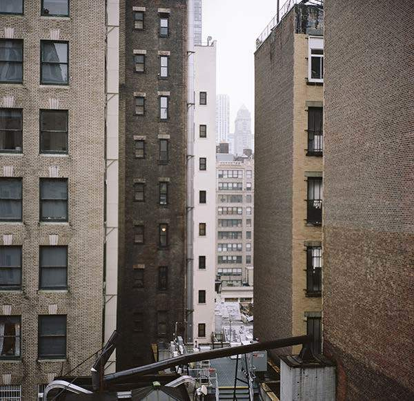 , 'East 28th Street,' 2017, Baxter Street at the Camera Club of New York