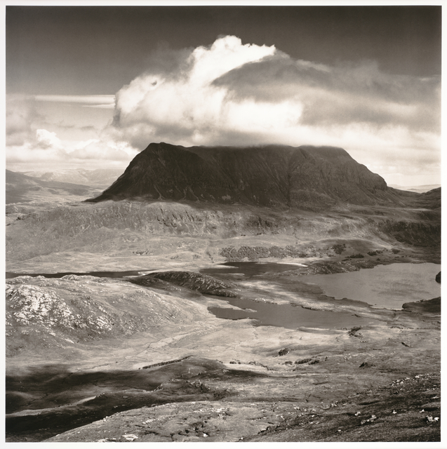 Fay Godwin, 'Suilven, from Stac Pollaidh', 1981-printed later, San Francisco Museum of Modern Art (SFMOMA)