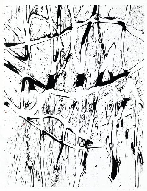 Ed Moses, 'Brack #2', 2004, Anne Mosseri-Marlio Galerie