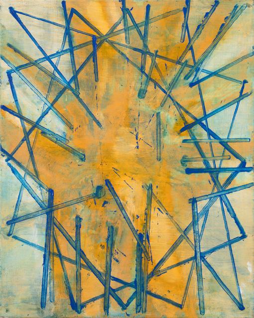 Fik van Gestel, 'Nete III', 2019, Painting, Acrylics on linen, Galerie Zwart Huis