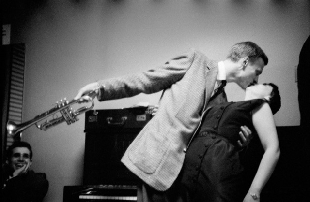 , 'Gerry Mulligan, Carnegie Hall, New York,' 1953, Robert Mann Gallery