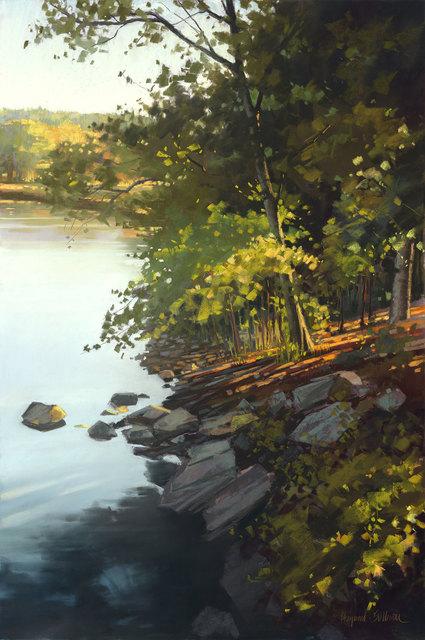 Liz Haywood-Sullivan, 'River's Edge', 2008, Vose Galleries