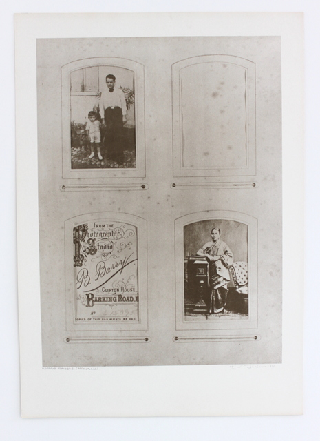 Vincenzo Agnetti, 'Fotomedia', 1975, Print, Lithography, OSART GALLERY