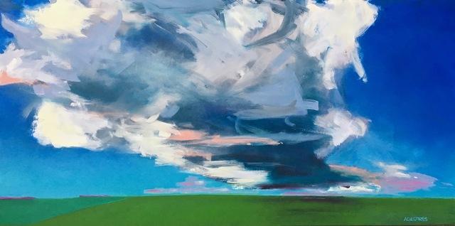 , 'Isolated Storm,' , Maison Depoivre