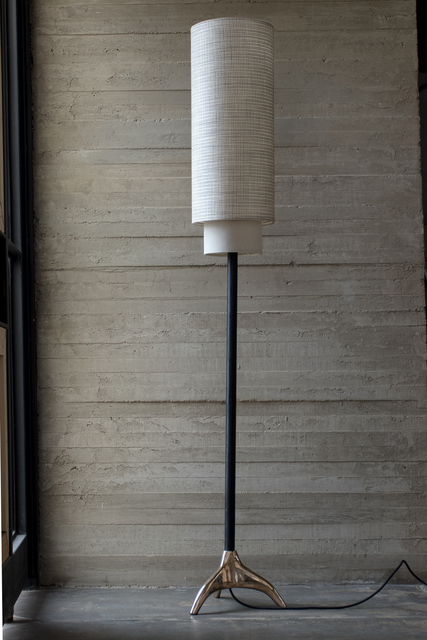 , 'Escarabajo Rinoceronte floor lamp,' 2018, ISABEL MONCADA