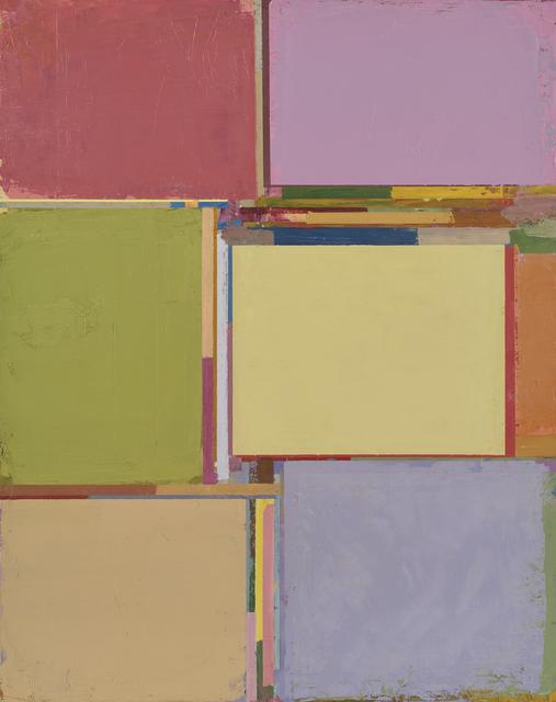 , 'Möbel und Schranken 105,' 2015, PIFO Gallery