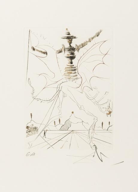 Salvador Dalí, 'Henry VI (Field 71-1D; M&L 400c)', 1970, Forum Auctions