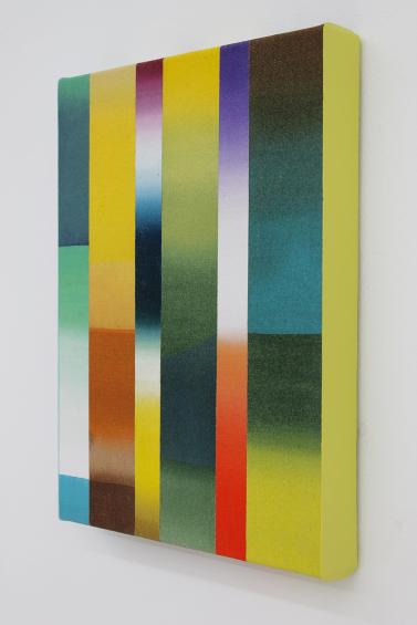 Ien Lucas, 'Notities 2076.20', 2020, Painting, Acrylic on canvas, Priveekollektie Contemporary Art | Design