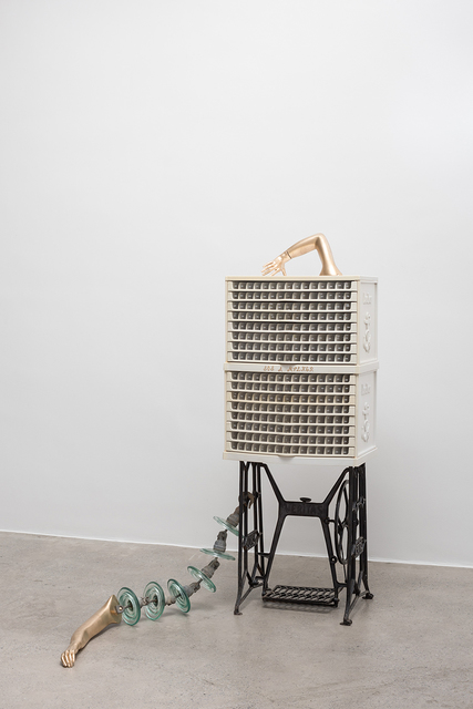, 'SOS à Mulher,' 2017, Galeria Luisa Strina