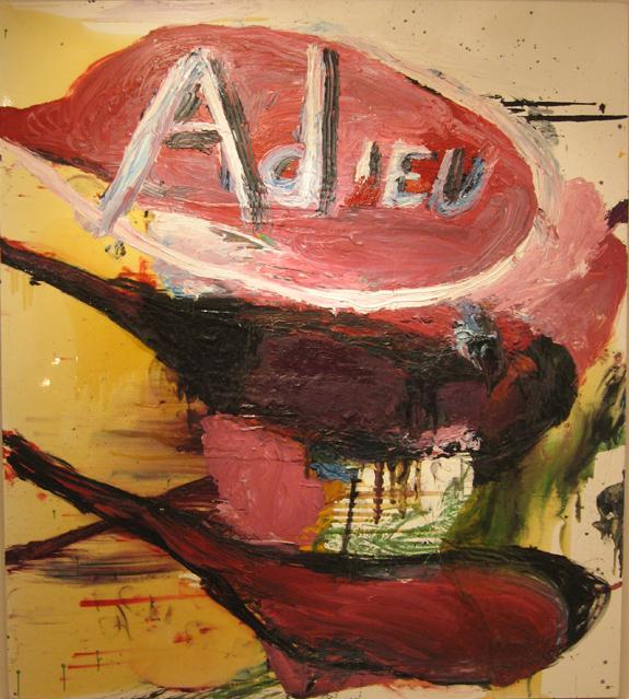 , 'Adieu,' 1995, Contini Art Gallery