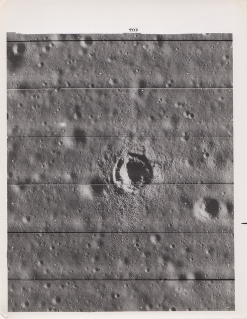 , 'Lunar Orbiter,' 1967, Jason Jacques Gallery
