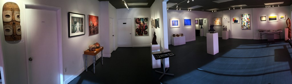 Front gallery panorama shot