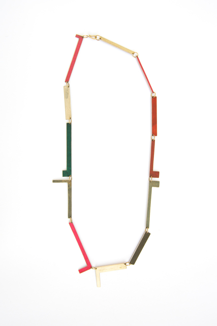 , 'Necklace, untitled,' 2016, Galerie Rosemarie Jäger