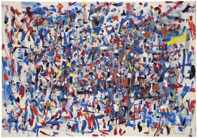, 'Untitled,' 1956-1957, Matteo Lampertico