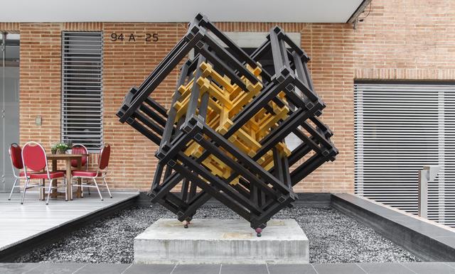 , 'Cristal 2,' 2018, Galería La Cometa