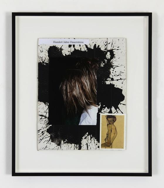 , '100 Jahre Dauerstress,' 2012, Eleni Koroneou