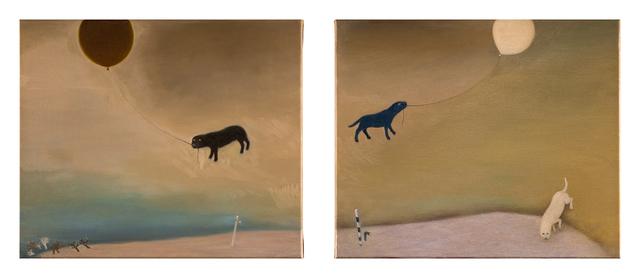 Su Wong-shen 蘇旺伸, 'Wandering Land', 2018, Lin & Lin Gallery