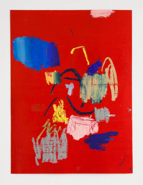 , 'Pequeno Rojo Series #1,' 2019, Mirus Gallery