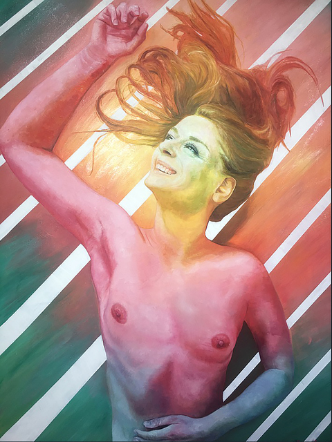 Melanie Posner, 'Rainbow Bliss Print', 2019, Rare Tempo