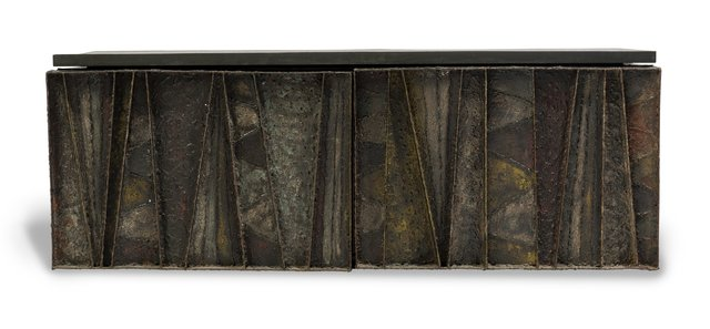 Paul Evans, 'Deep Relief Wall Cabinet', circa 1965, Heritage Auctions