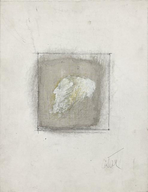 , 'Autoportrait De Profil,' ca. 1980, Demisch Danant