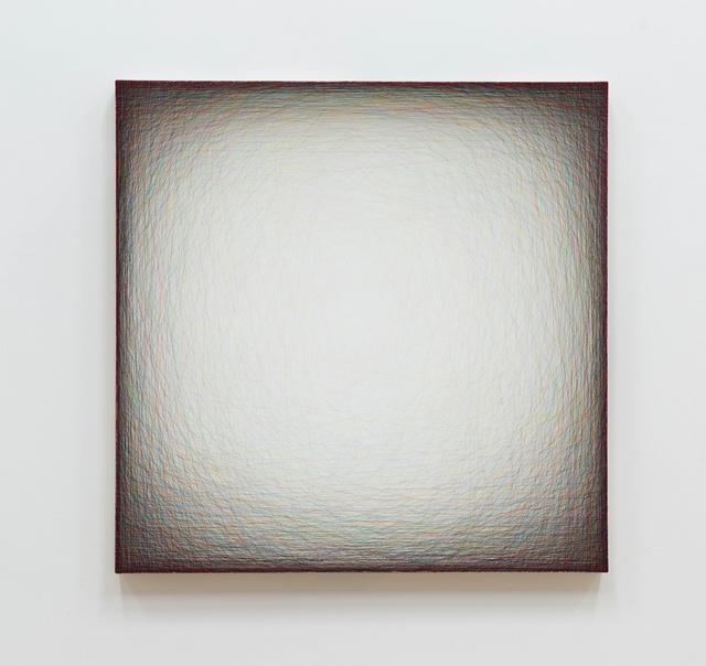 , 'Curved Hum #1445,' 2015, Hosfelt Gallery