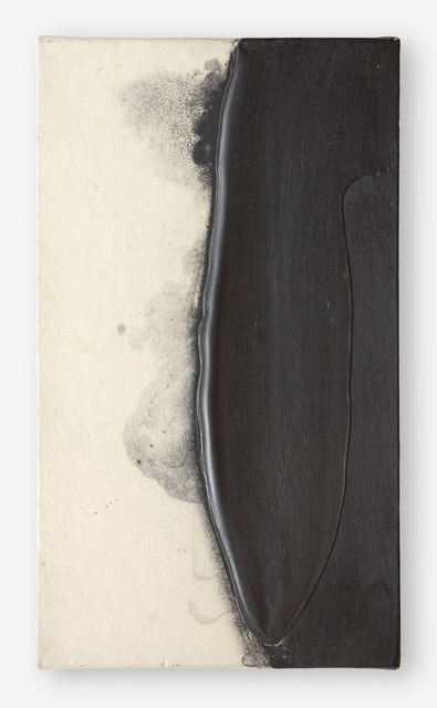 Takesada Matsutani, 'untitled, 2008 / black', 1983, Japan Art - Galerie Friedrich Mueller