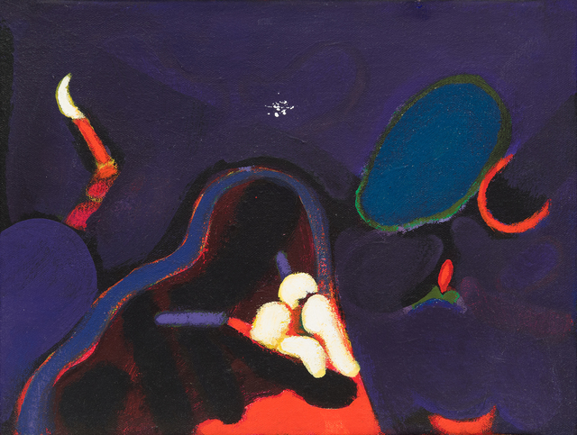 , 'Madonna Sphynx,' 1970-1971, Hollis Taggart Galleries