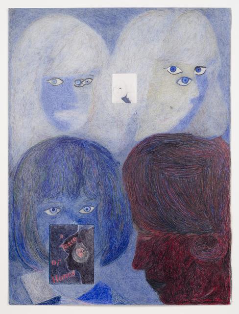 , 'Taste of Honey/Portrait of Rita Tushingham,' 2017-2018, Fleisher/Ollman