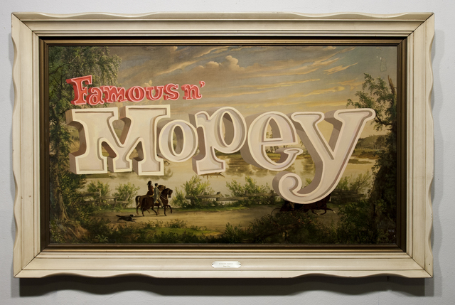 , 'Famous N Mopey,' 2013, Virginia Museum of Contemporary Art