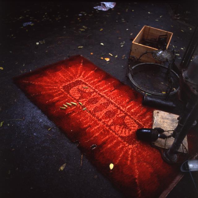 , 'Tapete Vermelho,' , Galeria Filomena Soares