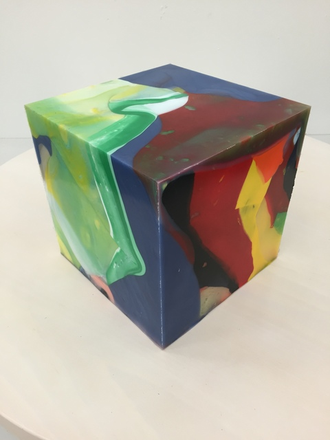 , 'Box of Bricks,' 2016, Inda Gallery